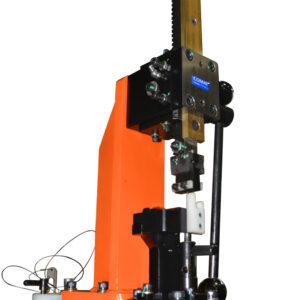 Dispositivo para colocación de espiga