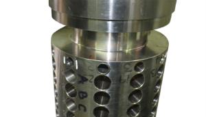 Recuperación por microsoldadura láser de manifold