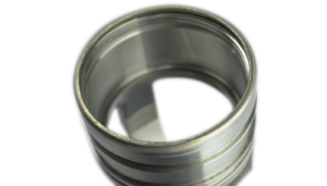 Recuperación por microsoldadura láser de main valve housing