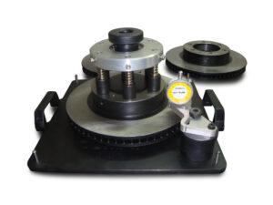 Calibre control de alaveo disco de freno